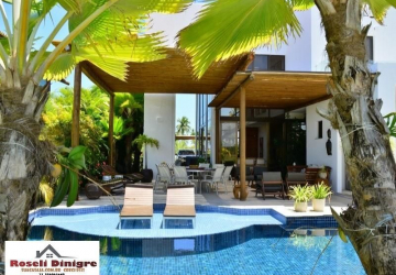 Casa Condominio Iberostate Praia do Forte 4 suites decoradíssimo venda