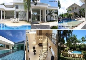 Encontro das Águas, Casa em condomínio fechado com 4 quartos à venda, 280 m2