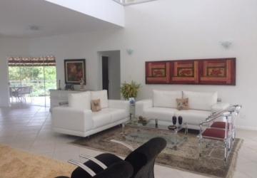 Encontro das Águas, Casa em condomínio fechado com 4 quartos para alugar, 900 m2