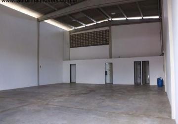 Pitangueiras, Barracão / Galpão / Depósito para alugar, 305 m2