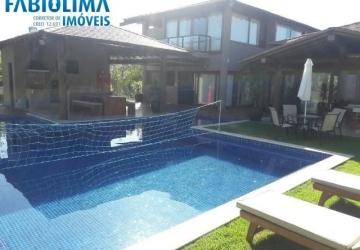 Praia do Forte, Casa em condomínio fechado com 5 quartos à venda, 800 m2