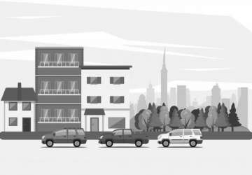 Sala comercial com 258,87m². ideal para grandes empresas.
