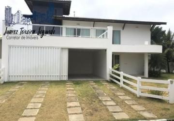 Guarajuba, Casa em condomínio fechado com 5 quartos para alugar, 600 m2