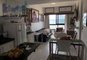 Ondina, Flat com 2 quartos à venda, 60 m2