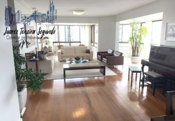 Jardim Apipema, Apartamento com 4 quartos à venda, 305 m2