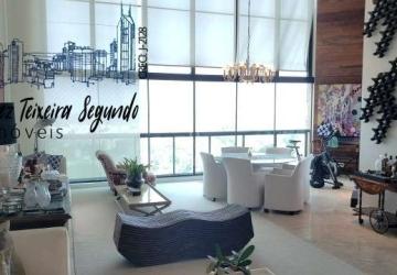 Horto Florestal, Apartamento com 4 quartos à venda, 280 m2