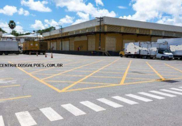 Porto Seco Pirajá, Barracão / Galpão / Depósito para alugar, 8000 m2
