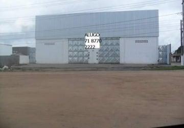Área Industrial para Locação em Feira de Santana, Centro