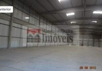 Centro Industrial Subaé, Barracão / Galpão / Depósito para alugar, 4600 m2