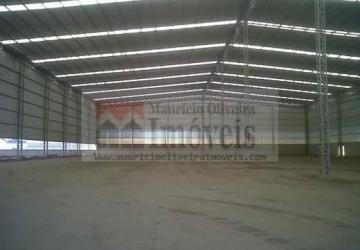 Área Industrial para Locação em Candeias, Br 324
