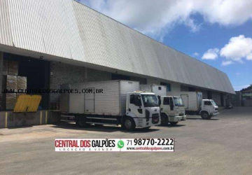 Estrada do Coco, Terreno comercial para alugar, 11000 m2