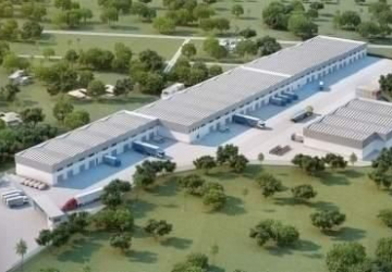 Área Industrial para Locação em Lauro de Freitas, Caji