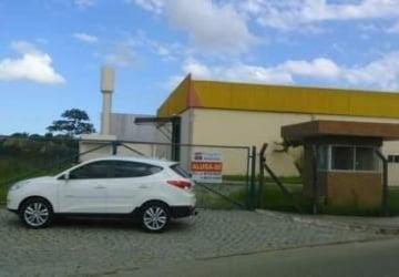 Polo Petroquímico, Barracão / Galpão / Depósito para alugar, 1900 m2