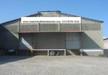 Centro Industrial de Aratu, Terreno comercial para alugar, 6000 m2