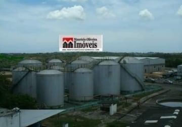 Área Industrial para Locação em Candeias, Distrito Industrial