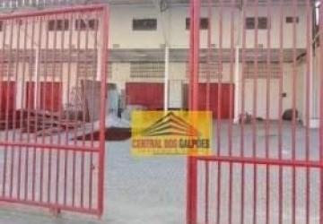 Calçada, Barracão / Galpão / Depósito para alugar, 2240 m2