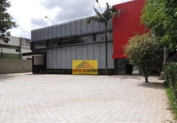Remédios, Barracão / Galpão / Depósito para alugar