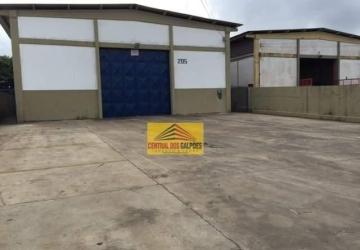 Porto Seco Pirajá, Barracão / Galpão / Depósito para alugar, 1100 m2