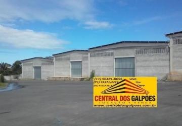 Águas Claras, Barracão / Galpão / Depósito para alugar, 1000 m2