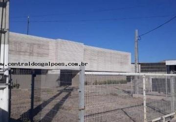 Cidade dos Funcionários, Barracão / Galpão / Depósito para alugar, 700 m2