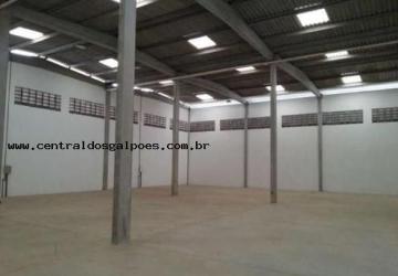Caji, Barracão / Galpão / Depósito para alugar, 500 m2