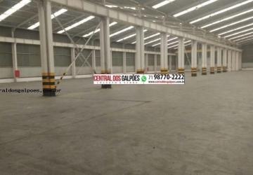 Polo Petroquímico, Barracão / Galpão / Depósito para alugar, 6623 m2