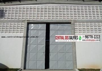 Polo Petroquímico, Barracão / Galpão / Depósito para alugar, 300 m2
