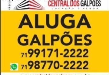 Estrada do Coco, Barracão / Galpão / Depósito para alugar, 250 m2