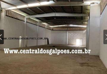 Pirajá, Barracão / Galpão / Depósito para alugar, 450 m2