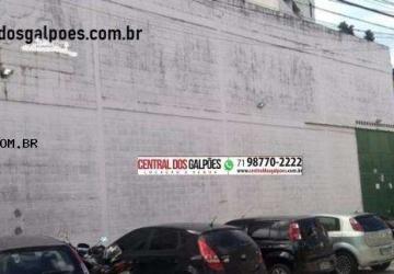 Caminho das Árvores, Barracão / Galpão / Depósito para alugar, 800 m2