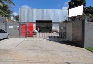 Caji, Barracão / Galpão / Depósito à venda, 1100 m2