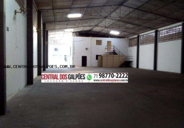 Centro, Barracão / Galpão / Depósito para alugar, 800 m2
