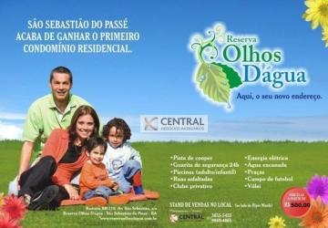 Terreno residencial à venda, Centro, São Sebastião do Passé - TE0002.