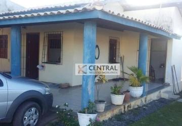 Casa residencial à venda, Barra do Jacuípe, Camaçari - CA0128.