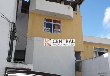 Casa com 5 dormitórios à venda, 315 m² por R$ 608.000 - Rio Vermelho - Salvador/BA