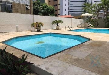 Meireles, Apartamento com 3 quartos à venda, 163 m2