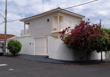 Casa Sobrado 3 Quartos no Jd. Nazareth em S. J. Rio Preto - SP