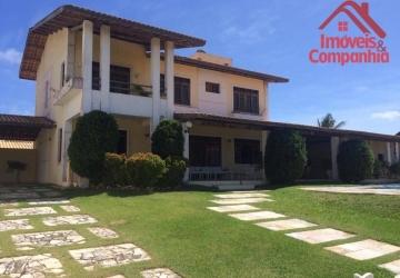 Belíssima Casa Duplex ! Bairro Dunas-  São 600,00 m² de área construída. Medidas Casa com 3 dormitórios à venda - Dunas (De Lourdes) - Fortaleza/CE