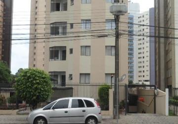 Apartamento – 01 quartos, Rua Governador Agamenon Magalhães, 173 – Cristo Rei, Curitiba-Pr