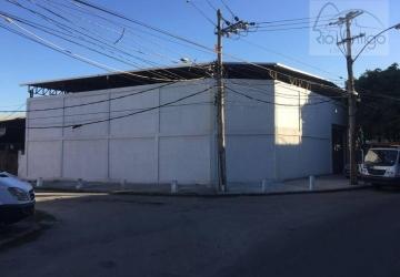 Benfica, Barracão / Galpão / Depósito com 1 sala para alugar, 1100 m2