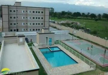 Residencial e Comercial Cidade Morumbi, Apartamento com 2 quartos à venda, 45 m2