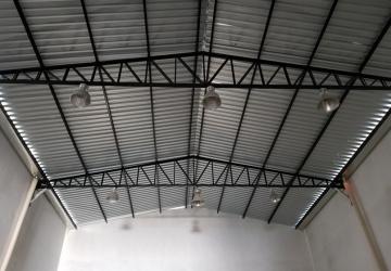 BARRACAO - boqueirão com doca  8 mt
