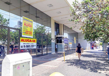 Setor Central, Ponto comercial para alugar, 1854 m2