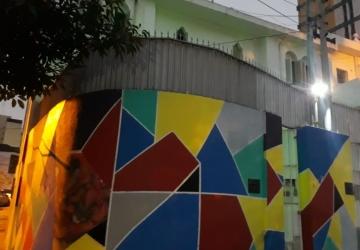 Pensão mista com vagas compartilhadas metrô São Joaquim