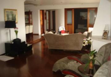 Jardim, Apartamento com 4 quartos para alugar, 120 m2