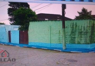 Terreno à venda, 300 m² por R$ 380.000,00 - Parque São Vicente - São Vicente/SP