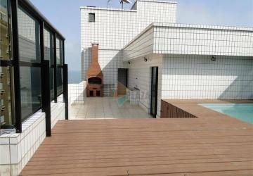 Canto do Forte, Cobertura com 4 quartos à venda, 320 m2