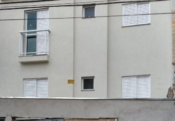 Cobertura com 2 dormitórios à venda, 110 m² por R$ 369.990 - Vila Eldízia - Santo André/SP