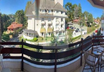 Apartamento com 3 dormitórios à venda, 120 m² por R$ 1.200.000,00 - Capivari - Campos do Jordão/SP