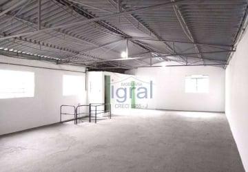 São Judas, Barracão / Galpão / Depósito com 1 sala para alugar, 280 m2
